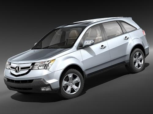 Acura MDX 2007-2010
