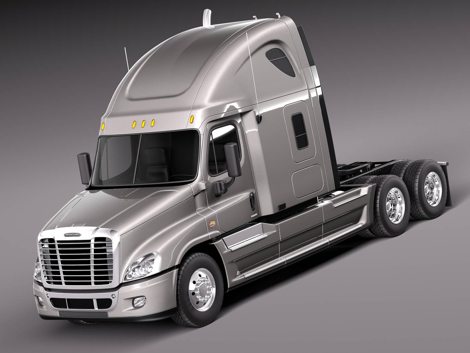 Freightliner Cascadia 2015