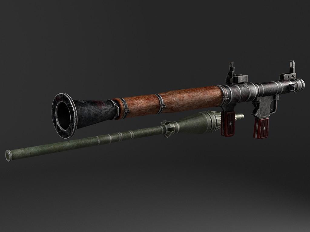 RPG-7 Bazooka