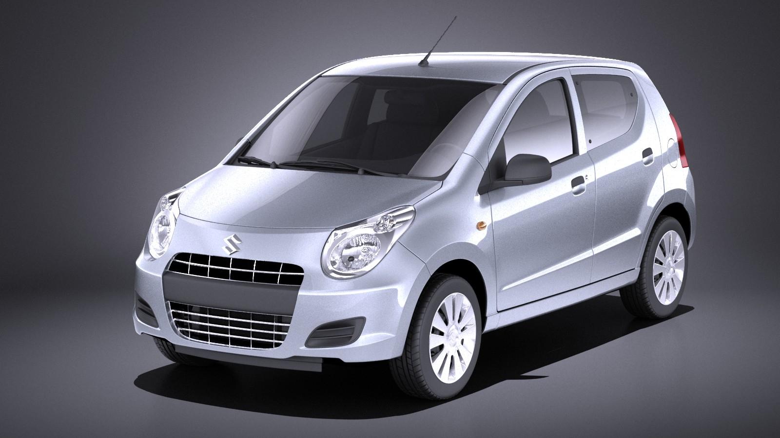 Suzuki Alto GL 2009-2015 VRAY